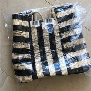 Kelly & Katie Bags - Stylish striped tote from Kelly & Katie / DSW
